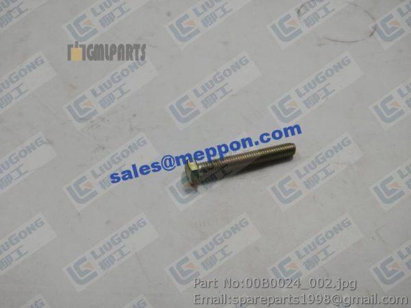 BOLT GB5783-86?M5¡Á35-8.8-Zn.D