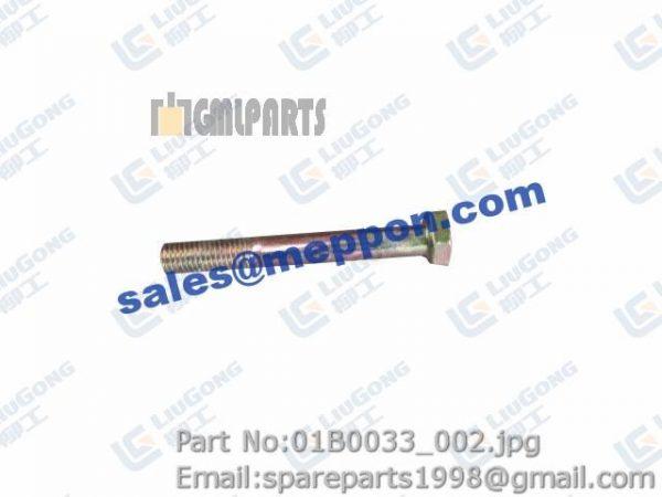 BOLT GB5782-86?M10¡Á80-8.8-Zn.D