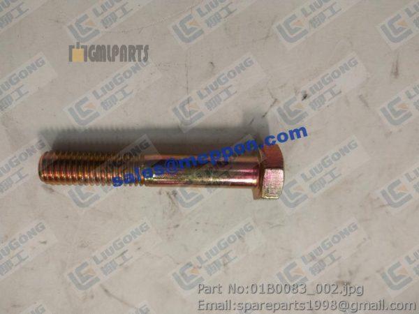 BOLT GB5782-86?M10¡Á60-8.8-Zn.D