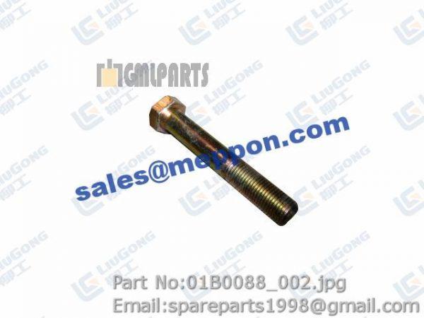 BOLT GB5785-86?M14¡Á1.5¡Á90-10.9-Zn.D