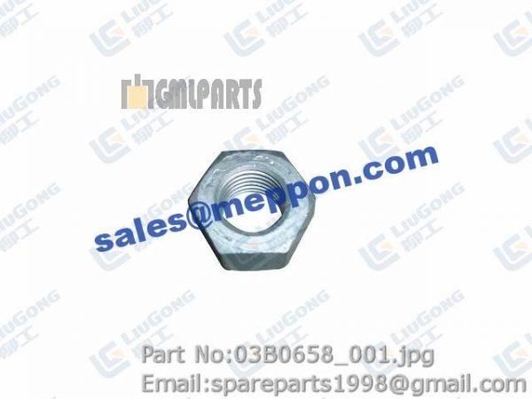 NUT GB6170-86?M27-10-DK