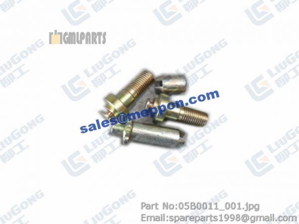 CLAMP SCREW ROD