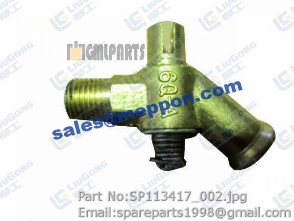 WATER DRAIN VALVE PARTS